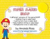 Mario BUMP Math Game {Addition & Subtraction}