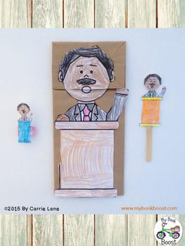 https://www.teacherspayteachers.com/Product/Martin-Luther-King-Jr-Activity-2278652