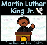 Martin Luther King Day Mini Unit