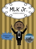 Martin Luther King, Jr. Facts and Comprehension Check