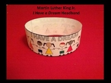 Martin Luther King Jr. I Have a Dream Headband