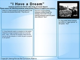 "Martin Luther King, Jr. ""I Have a Dream"" Speech Analysis Q"
