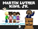 Martin Luther King Jr. {First Grade & Kindergarten} Social