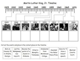 Martin Luther King, Jr. Photo Timeline