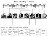 Martin Luther King, Jr. Photo Timeline