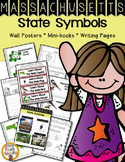 Massachusetts State Symbols Notebook