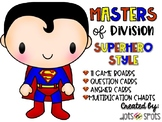 Masters of Division