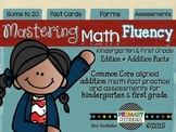 Mastering Math Fluency (Addition)