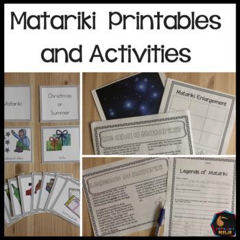 Matariki a resource for New Zealand schools