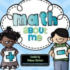 Math About Me {Freebie}