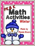 Math Activities-Winter