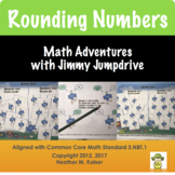 Math Adventures with Jimmy Jump Drive 3.NBT.1