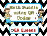 Math Mega Bundle using QR Codes