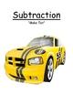 Subtraction Make Ten Center Game