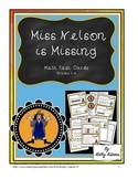 Math Center: Miss Nelson is Missing