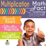 Math Fact Fluency Kit *Multiplication