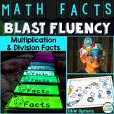Math Facts Fluency for Multiplication & Division
