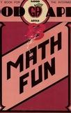 Math Fun Good Apple