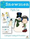Math Fun with Snowmen