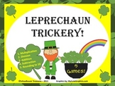 Math Games: Leprechaun Trickery