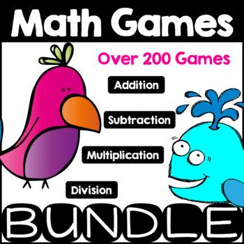 Math Games Mega Collection