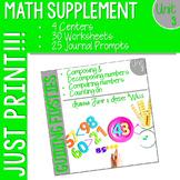 Math Guiding Firsties: Math Supplement UNIT 3