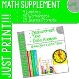 Math Guiding Firsties: Math Supplement UNIT 4