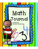 Math Journal -Elementary