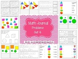 Math Journals 1-4 (Based on Singapore Math)