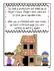 Math Mystery-Case of the Scrambled New Year's Snowman-Grade 2