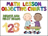 Math Objectives Charts