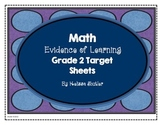 Math Problem of the Day Pack- 2nd grade Formative Assessment