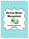 Math Project-Create Own Dream Home-Blueprints and Floor Pl
