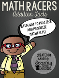 Math Racers Addition Facts