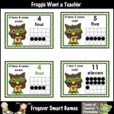 Math Resource -- Calling All Super Owls Number Wall Header
