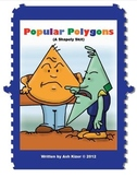 """Math Skit - """"Popular Polygons"""" (Lesson Plan and Resources"""