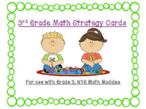NYS Module, Grade 3 - Math Reference Cards