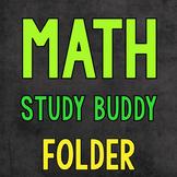 Math Study Buddy {Grades 3-5}