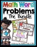 Math Word Problems {The BUNDLE}
