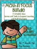 Math in Focus Bundle...Games and Tools to Support Strategy