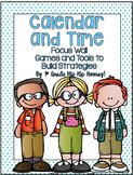 Math in Focus...All About Time...Tools, Games, and Activities