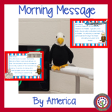 May Morning Message - Teaches Editing and Reading Skills -