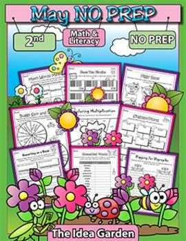 May NO PREP - Math & Literacy (Second)