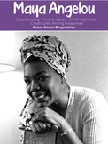 Maya Angelou: Influential Women in History {10 page biogra
