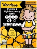 Wonders Phonics and High-Frequency Words Year-at-a-Glance