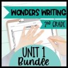 McGraw-Hill Wonders Writing: 2nd grade Language Arts- Writ