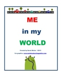 Me In My World: Primary Unit on Self, Families, Communitie