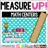 Measure Up:  Comparing Length and Height