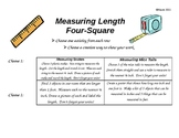 Measurement 4 Square Bundle