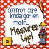 Measurement: Common Core Kindergarten Math- Unit 5